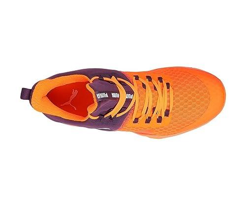 nueva lanzamiento mayor selección procesos de tintura meticulosos Puma Rise XT 3 - Zapatillas Deportivas, Color Naranja y ...