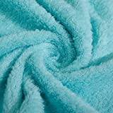 HOMEE Plain Super Soft Cotton Towel/Cotton Increased Cotton Soft and Absorbent Adult Hotel Bath Towel,A