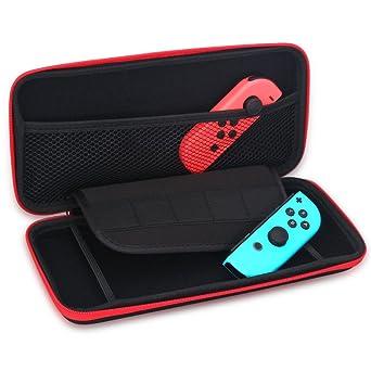 Nintendo Switch Funda Juegos Estuche de Transporte Para ...