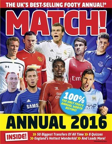 Match Annual 2016 ebook