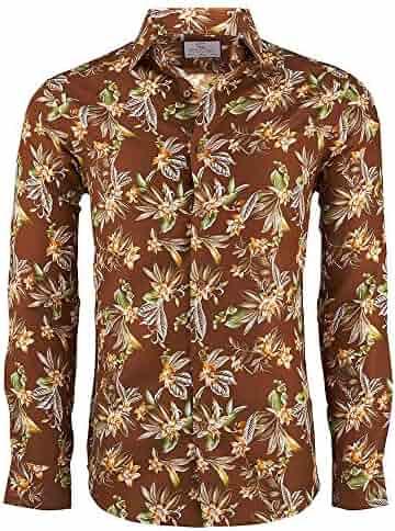 9918528f Shopping Browns - Under $25 - 4 Stars & Up - Shirts - Clothing - Men ...