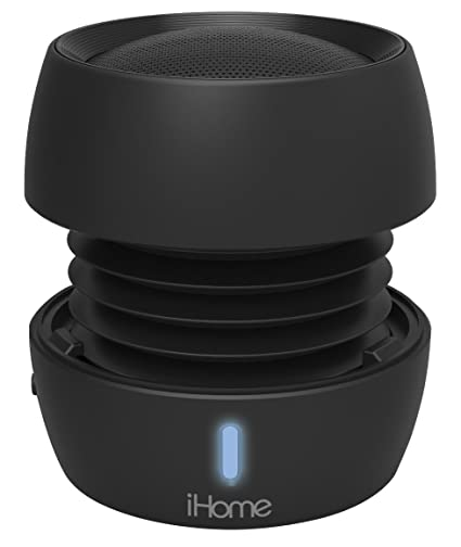 Review iHome iBT72BYC Bluetooth Rechargeable