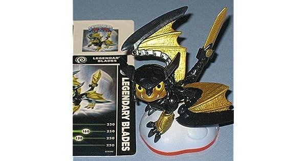 Amazon com: Legendary Blades Skylanders Trap Team Character