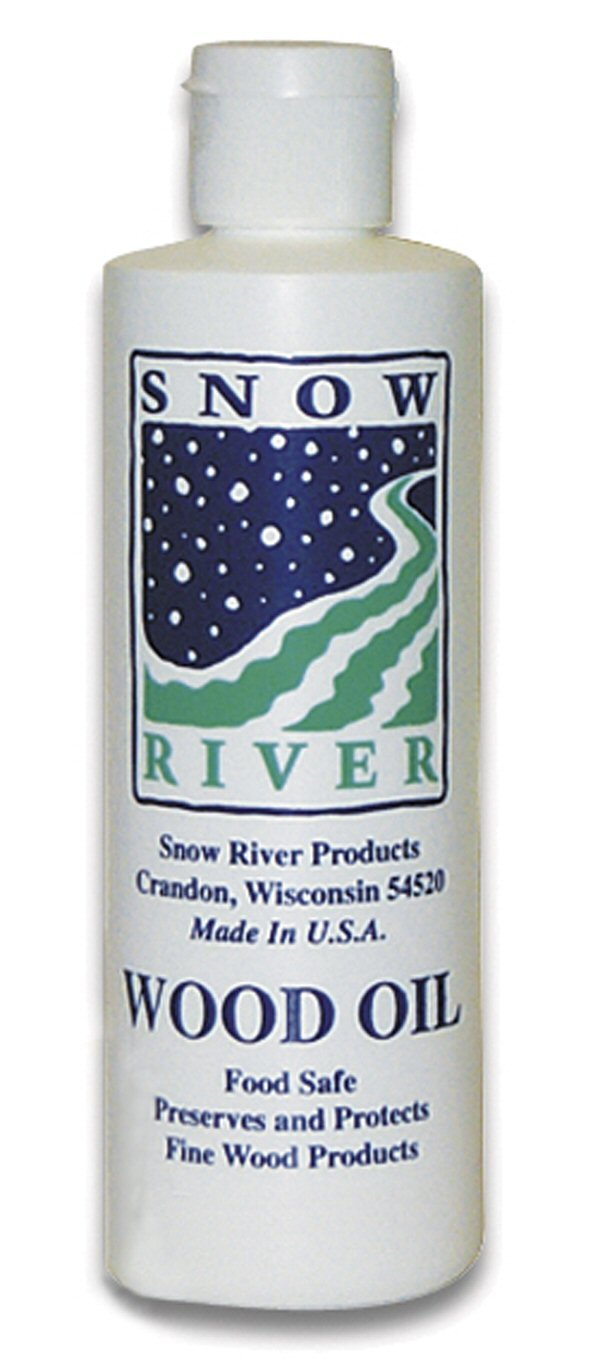 Snow River 32-Ounce Wood Oil 7V03401