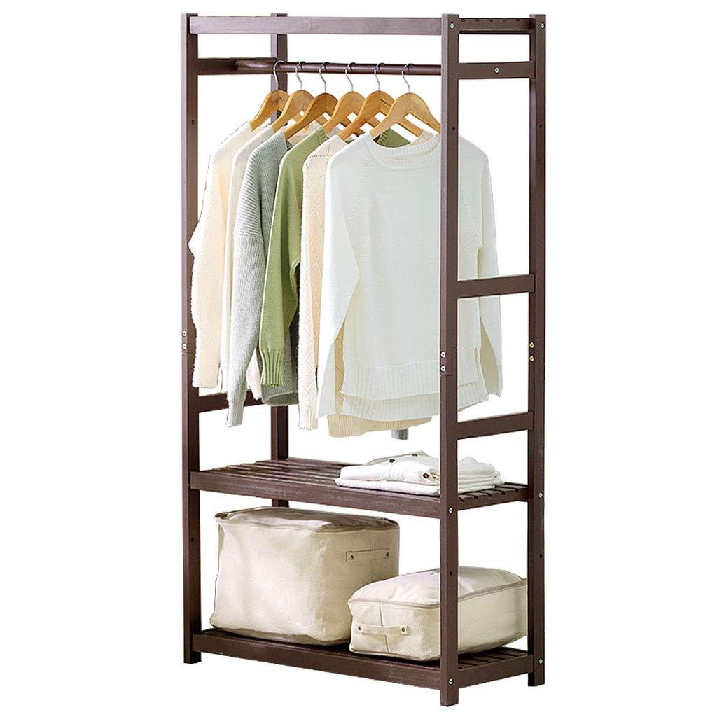 Amazon.com: XFY Coat Rack Garment Rack Coat Clothes Hanging Rail Shoe and Hat Rack Laundry Storage Shelves (Color : White, Size : 15680): Kitchen & Dining