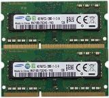 Samsung ram memory 8GB kit (2 x 4GB) DDR3 PC3-12800,1600MHz for 2012 Apple Macbook Pro's, iMac's and 2011 / 2012 Mac mini's
