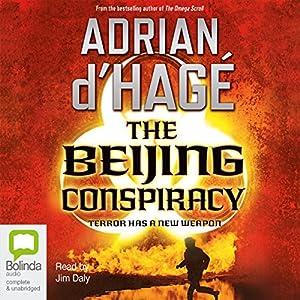 The Beijing Conspiracy Hörbuch