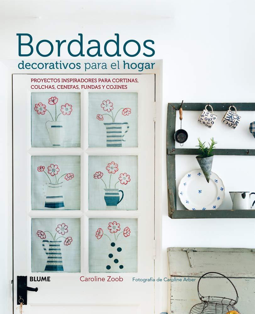 Bordados decorativos para el hogar: Proyectos inspiradores para ...