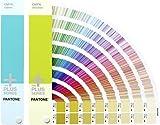 PANTONE Plus GP5101 CMYK Guide Set Coated & Uncoated - Multi-Colour