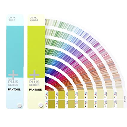 PANTONE PANTONE GP5101, PLUS SERIES CMYK GUIDE SET