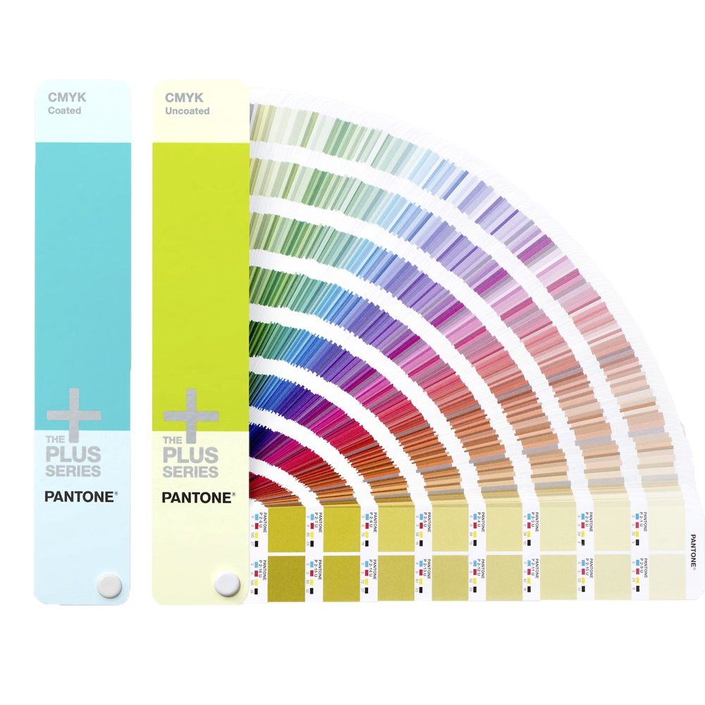 PANTONE GP5101 Plus Series Cmyk Guide Set by Pantone