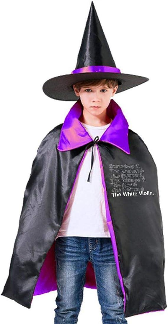 NUJSHF - Capa con Capucha para niños, Unisex, diseño de ...