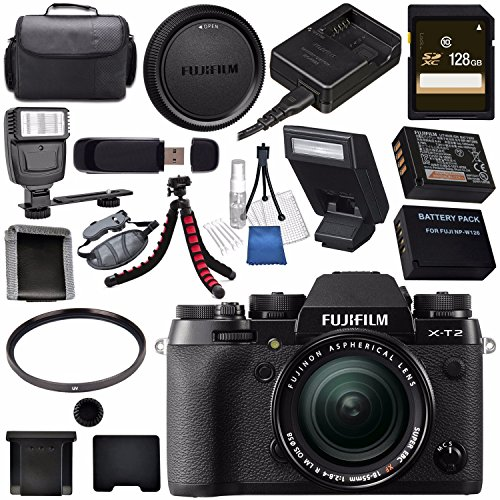 Fujifilm X-T2 (Kit) Black