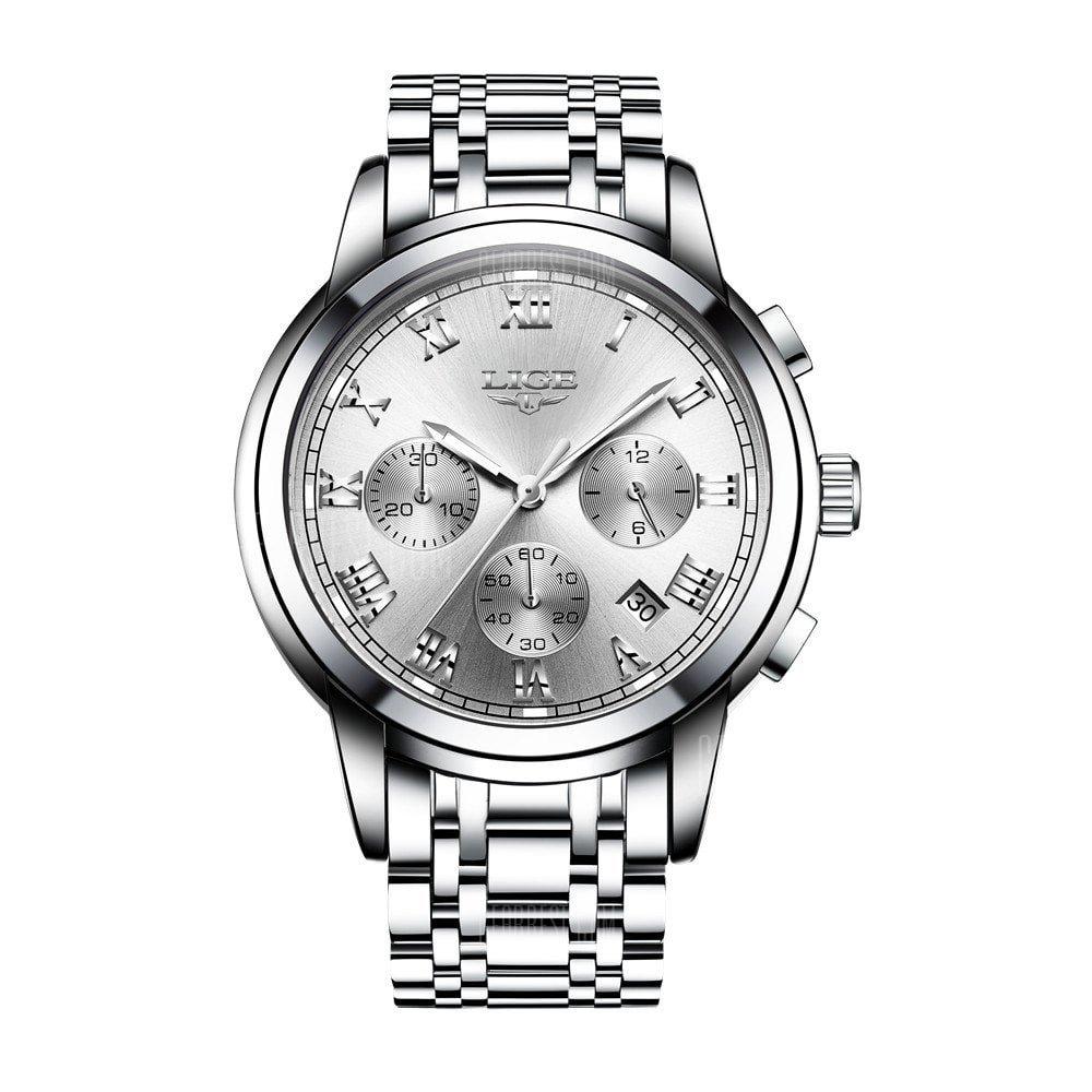 Amazon.com: Relojes de Hombre Male Reloj Hombre de Cuarzo ...