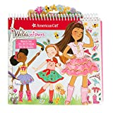 7 year old girl drawing - American Girl Fashion Sketch Kit