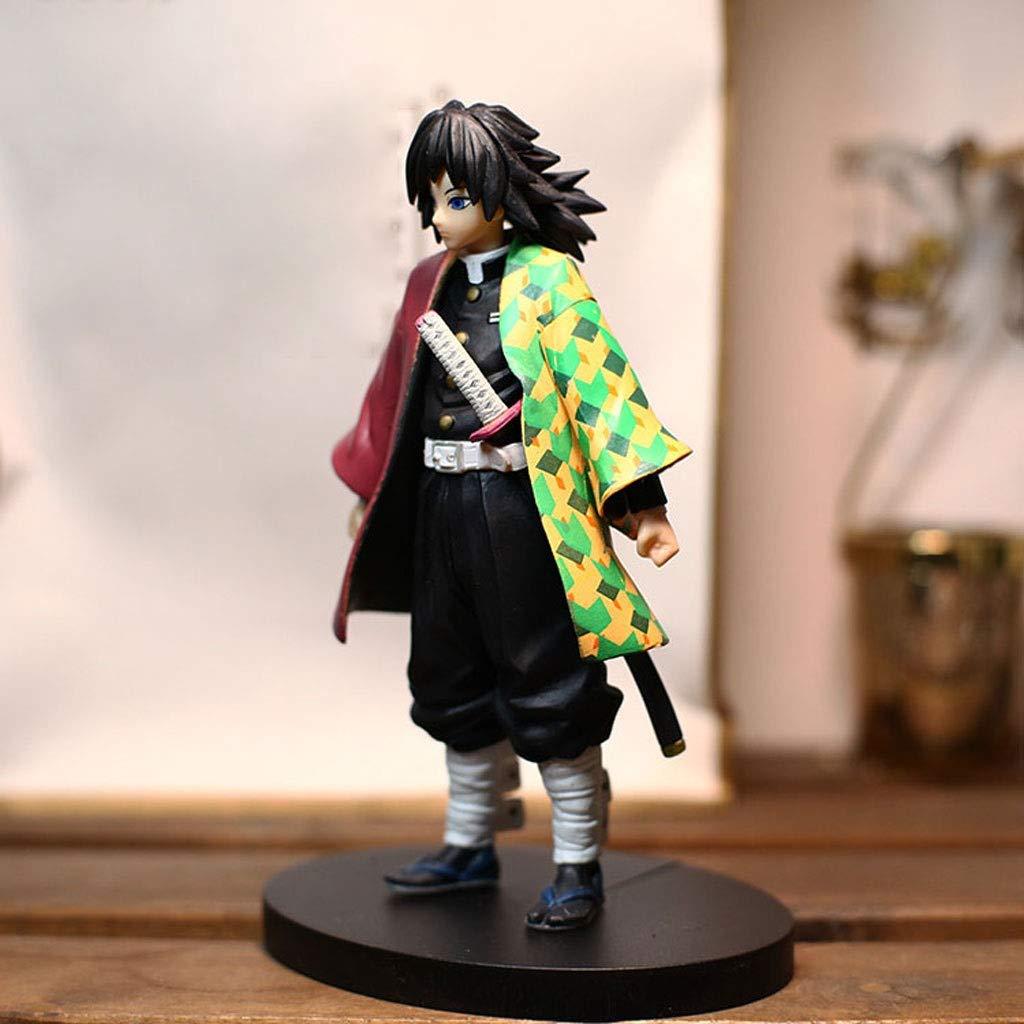 Demon Slayer Hohe 5.9 Inche Kimetsu Kein Yaiba Tomioka Giyuu PVC Figure