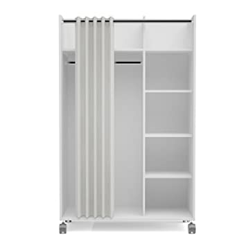 Cabinets and Storage Solutions Wardrobe Closet White Cube Storage Units  Apartment Furniture. Amazon com   Cabinets and Storage Solutions Wardrobe Closet White