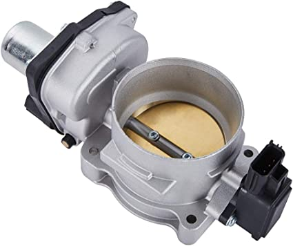 For 05 06 07 08 09 10 F150 Expedition F250 F350 5.4L V8 Throttle Body Assembly
