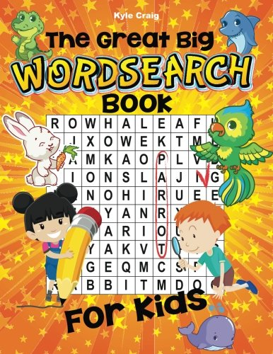 (The Great Big WORDSEARCH Book for Kids)