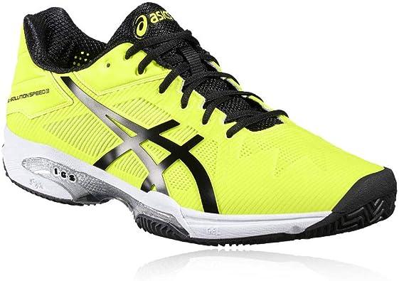 Asics Gel-Solution Speed 3 Clay Zapatilla De Tenis: Amazon.es ...