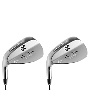 Amazon.com: Cleveland Golf 588 - Cuña de acción para golf ...
