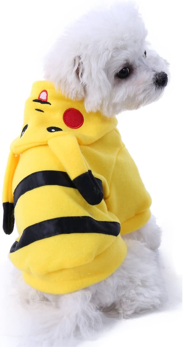 Pokemon Costumes for Dogs
