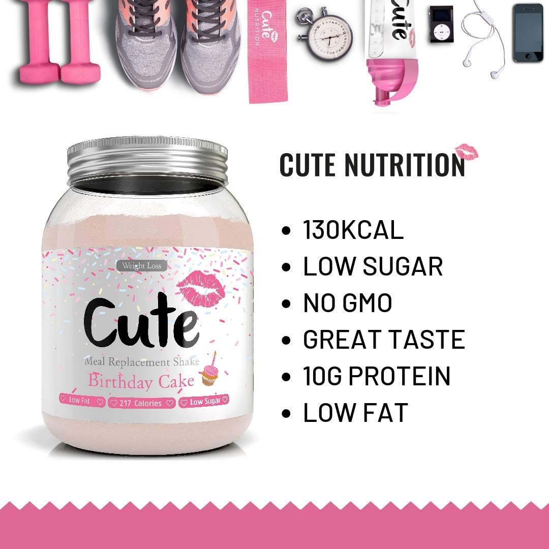 Astounding Cute Nutrition Birthday Cake Meal Replacement Shakes For Weight Funny Birthday Cards Online Elaedamsfinfo