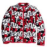 Disney Minnie Mouse Fleece Jacket for Girls Size 4 Red