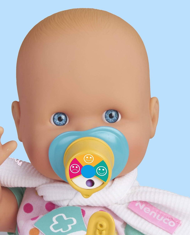 Amazon.es: Nenuco Dolor de Garganta - Muñeca bebé (Famosa ...