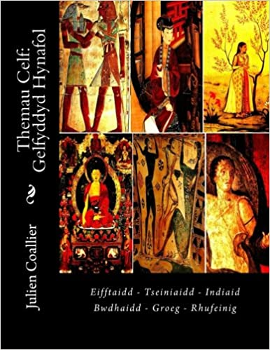 Themau Celf: Gelfyddyd Hynafol: Eifftaidd - Tseiniaidd - Indiaid - Bwdhaidd - Groeg - Rhufeinig