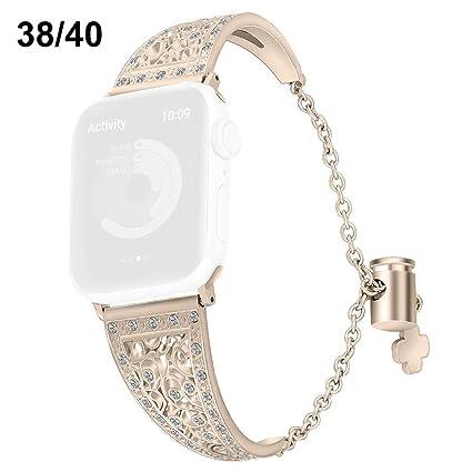 Molare Smart Watch Ban para la Serie Apple Watch 4 3 2 1 ...
