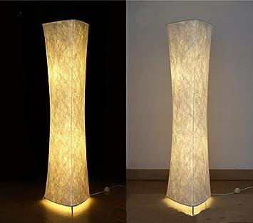 AIKE Estilo Europeo y Americano lámpara de pie LED Sala de ...