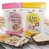 Handmade 5 kinds grain POP 60g x 10 pieces Nurungji overcooked rice
