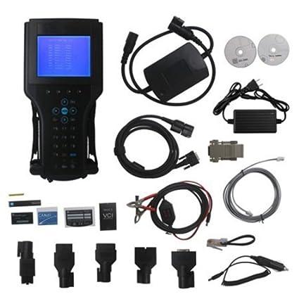 Most popular GM Tech2 Vetronix full set diagnostic tool gm tech2 scanner  for(SAAB,GM,OPEL,ISUZU,SUZUKI,HOLDEN) without plastic case