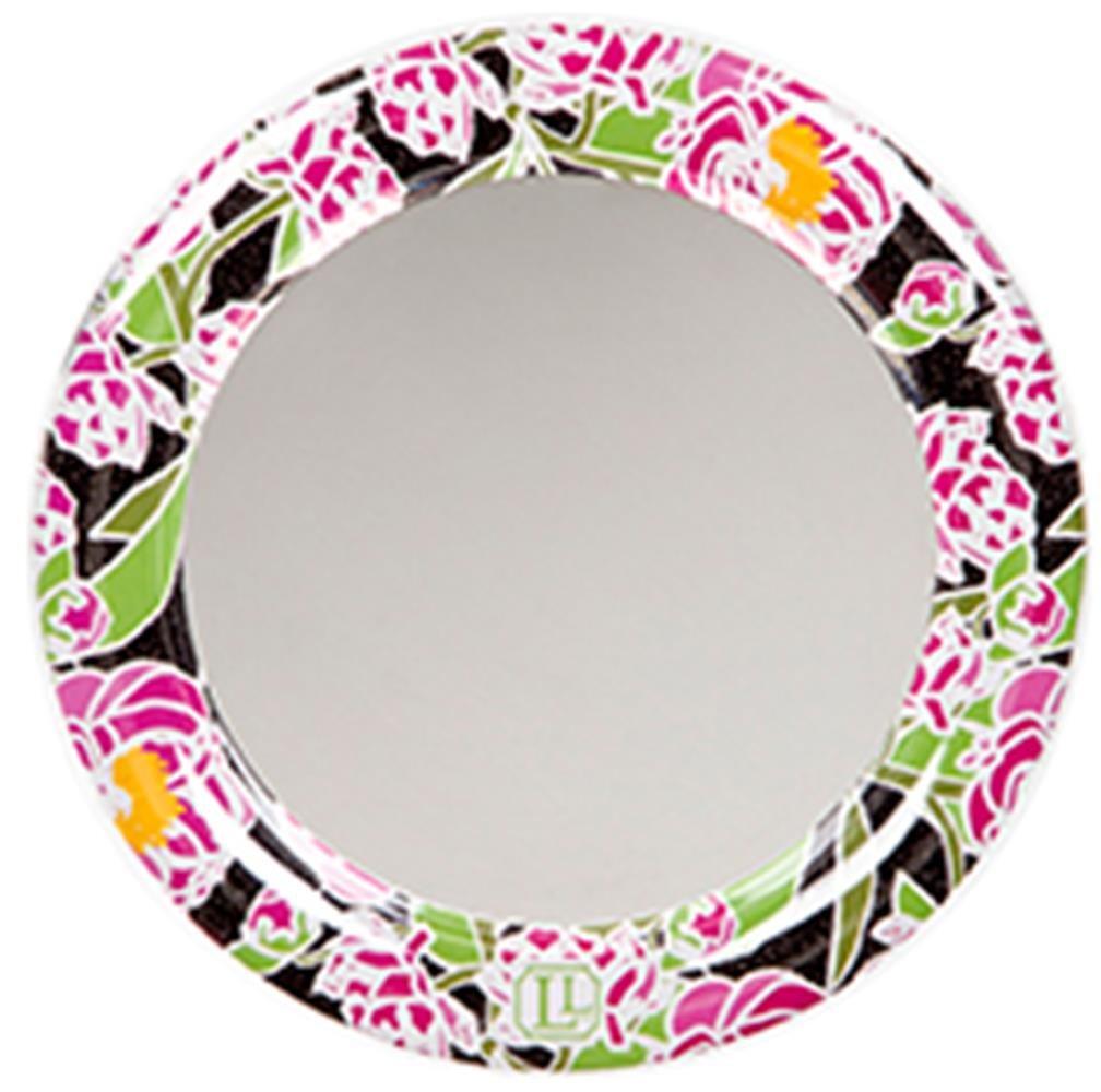 LockerLookz LLS1040 Mirror, Leopard, 1 Piece