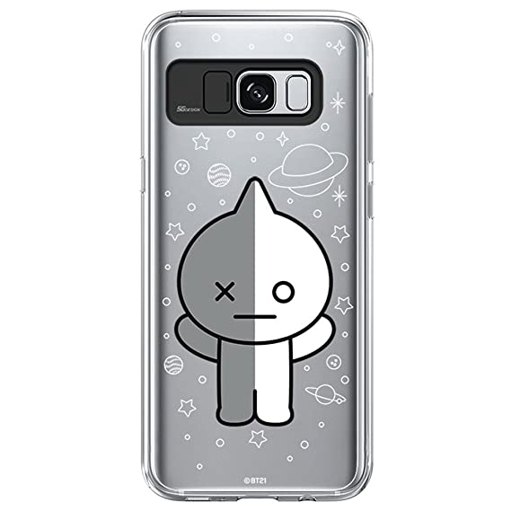Amazon.com: Samsung Galaxy S8 Plus Case, BT21 Official Light ...