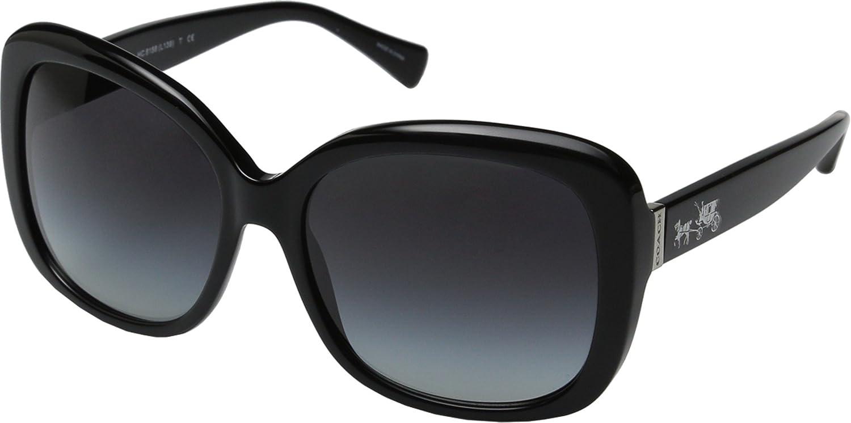 Coach Womens L139 Sunglasses (HC8158) Acetate