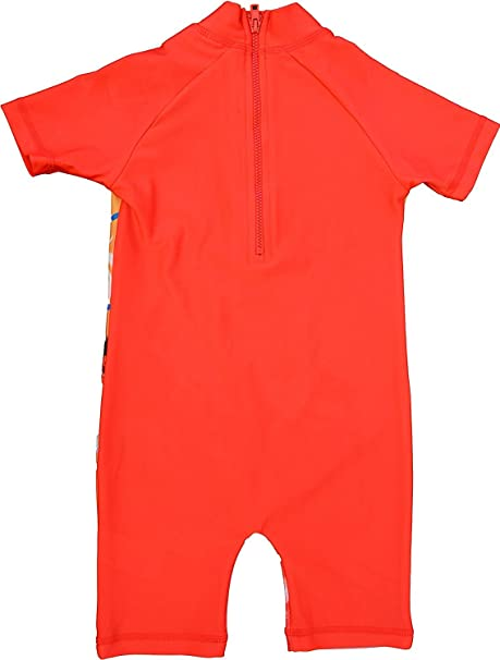Official Licensed Nickelodeon Blaze Sunsafe Swimsuit / Surfsuit:  Amazon.co.uk: Clothing