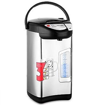 Monzana Dispensador - Hervidor - Termo de agua caliente | 5L | 750 W: Amazon.es: Hogar