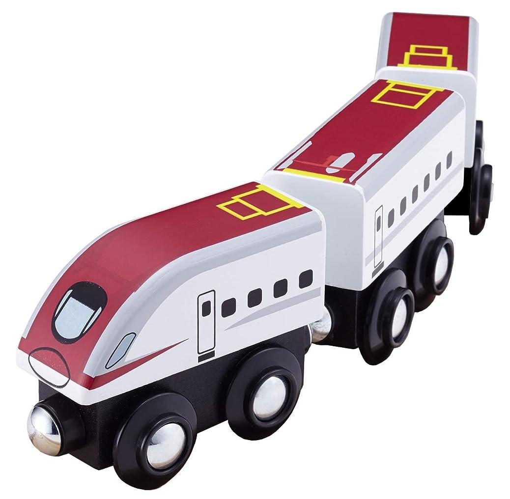 ライドキャベツ壊すmoku TRAIN E7系新幹線 かがやき 3 両セット