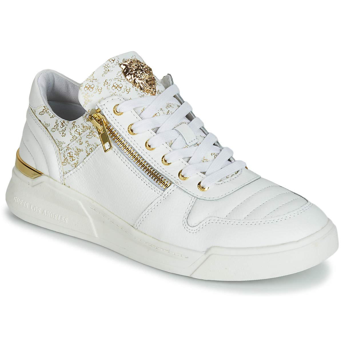 Low Sneaker Weiss LowSchuhe Herren Knight Guess wmN0v8n