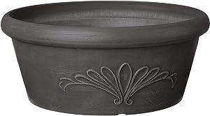 PSW TA20DC Bulb Pan, 8 by 3-Inch, Dark Charcoal
