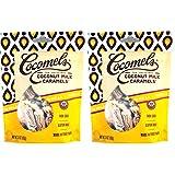 Cocomels Coconut Milk Caramels - Organic Dairy Free, Vanilla 2 Pack