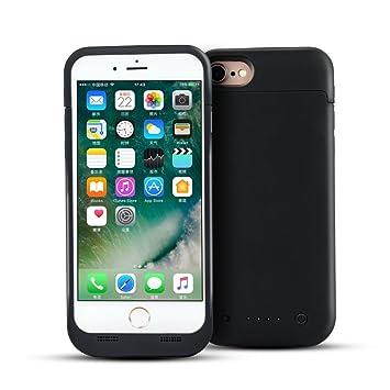 Funda Batería para iPhone 7/8, NOVEPEAK 4500mAh Funda ...