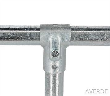 """33,7 mm 33,7 mm x B 1/"""" Doppelschelle A 1/"""""""