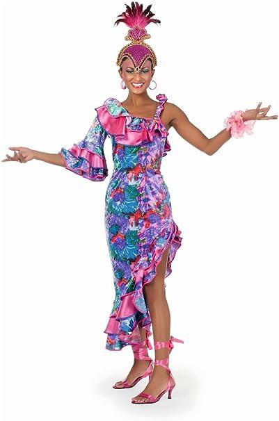 Para disfraz brasileña, talla 36 - 46: Amazon.es: Juguetes y juegos