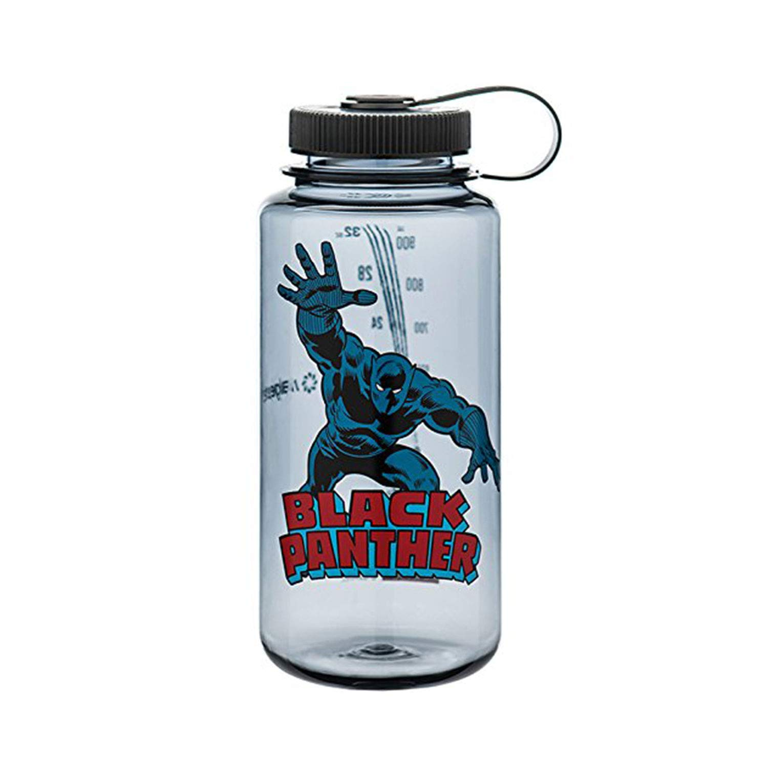 Nalgene Marvel 32oz Wide Mouth BPA-Free Water Bottle NAL-61-SUDMRVLBTLS-32OZ