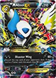 Pokemon - M Absol-EX (XY63) - XY Black Star Promos - Holo