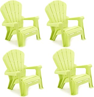 product image for Little Tikes Garden Chair (4 Pack), Green