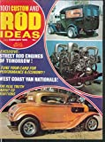 1001 CUSTOM & ROD IDEAS NHRA SEMA Ford Cowl Lamps Van Nationals Corvette 2 1974